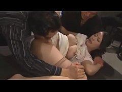 Jav Online xxx เลขาสาวโดนวางยาเรียงคิวกระแทกหี โดนจับเลียหีเย็ดหี กดหัวโม๊กควย หีแทบฉีก